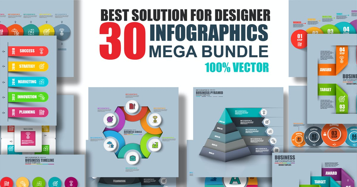 Download Infographic Template by alexdndz