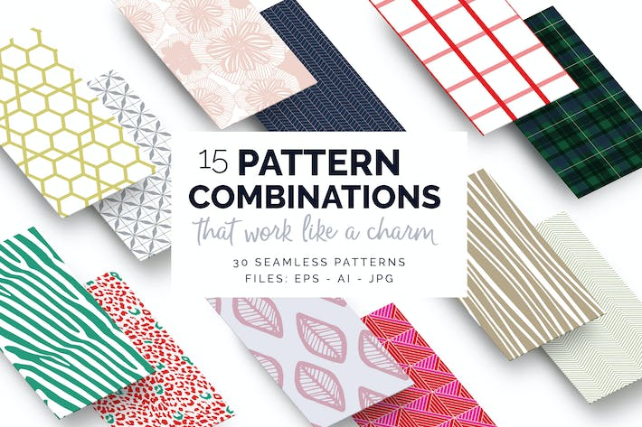 Thumbnail for Pattern Combinations