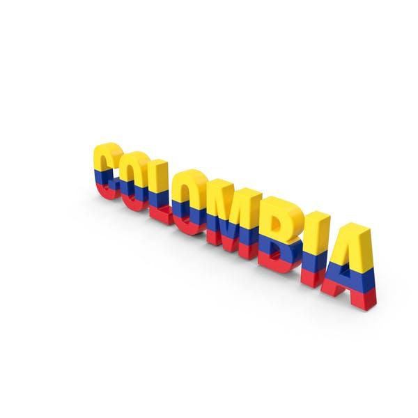 Kolumbien Text