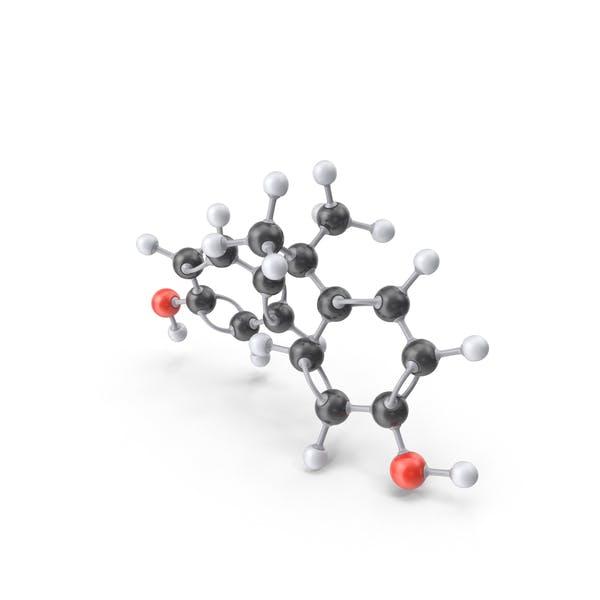 Thumbnail for Bisphenol A Molecule
