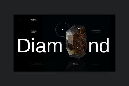 Debox – diamond template