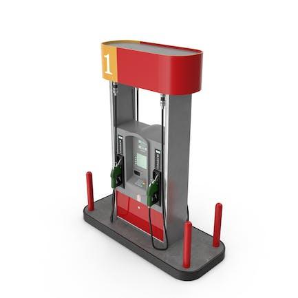 Dispensador de combustible