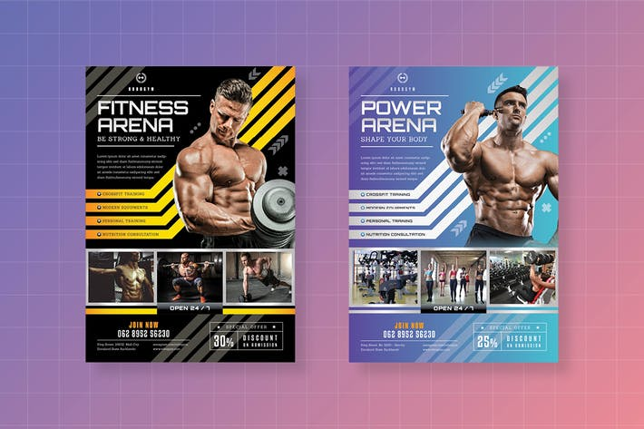 Thumbnail for Fitness Flyer