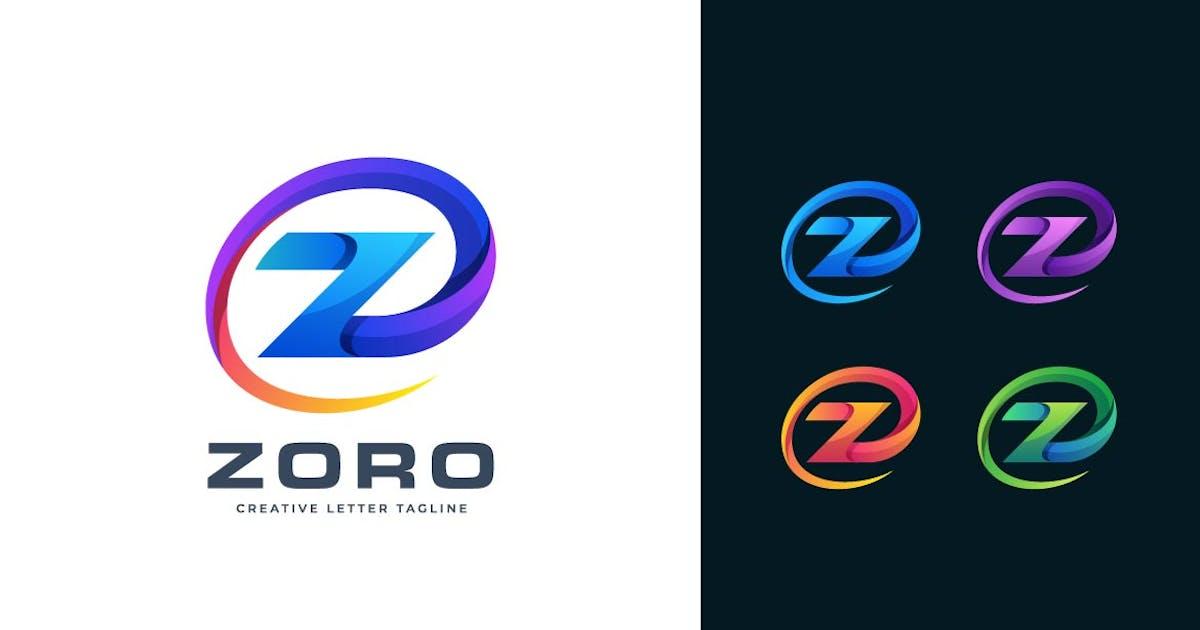 Download Letter Z Color Logo Template by ivan_artnivora