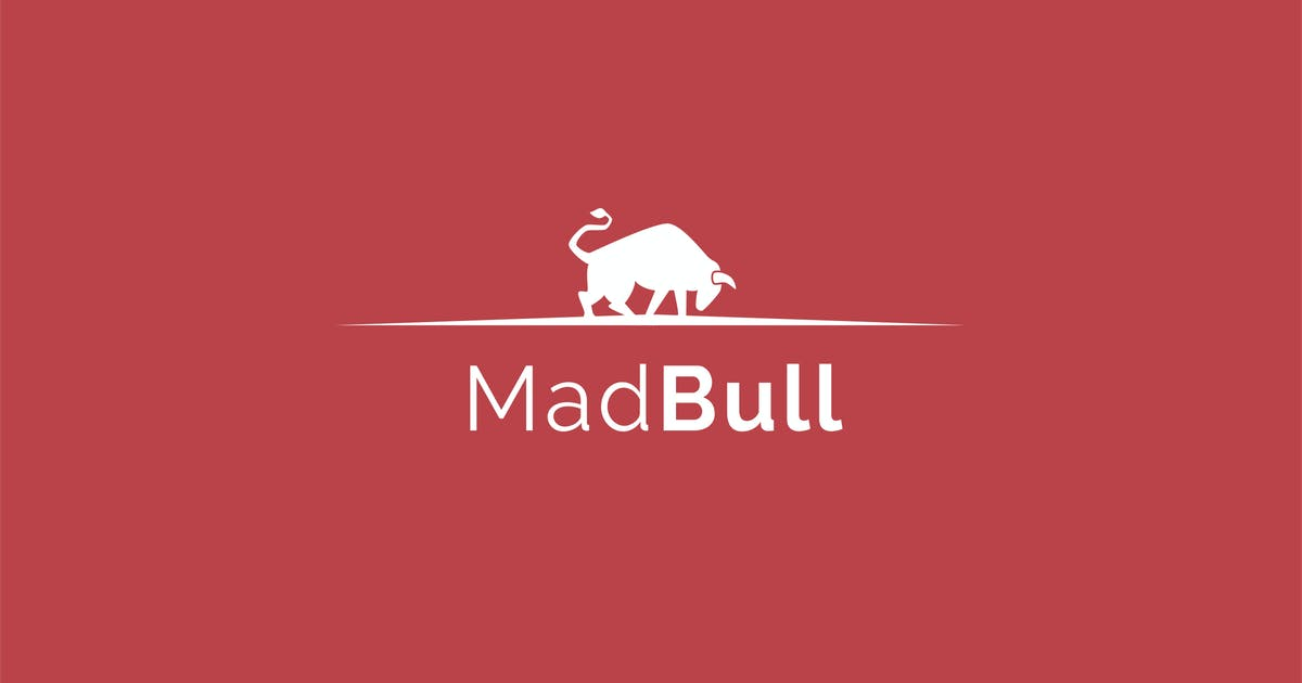 Download Madbull - Creative Logo Template by ThemeWisdom