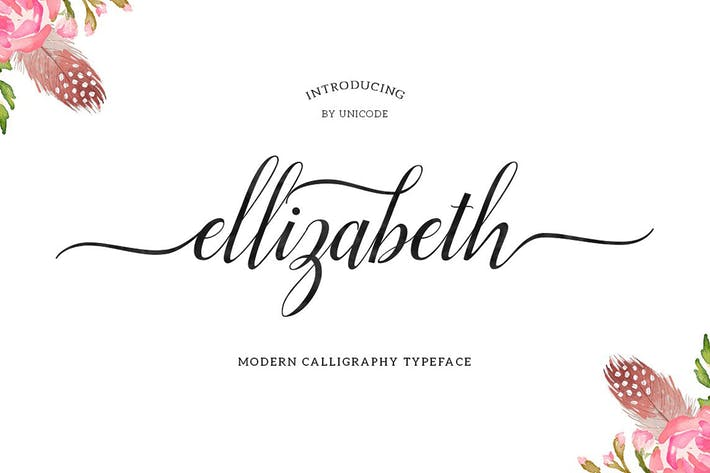 Thumbnail for Ellizabeth Script