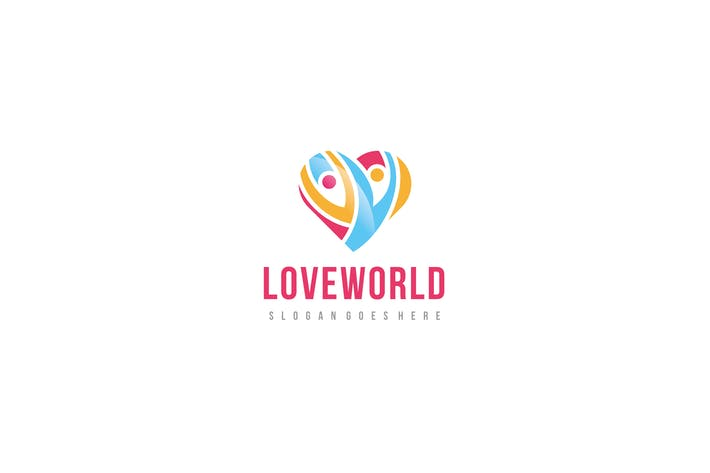 Thumbnail for Love World Logo
