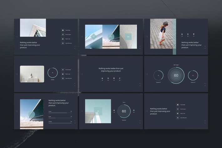 Thumbnail for LINO - Minimal & Business Template (KEY)