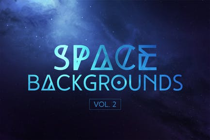 Space Backgrounds vol. 2