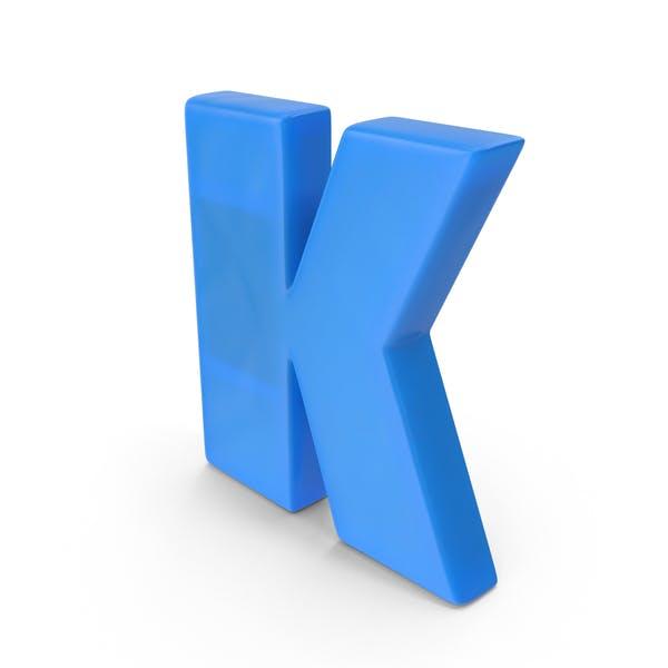 Cover Image for Letter K Fridge Magnets