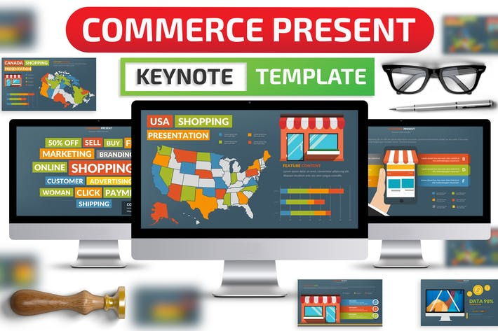 Thumbnail for Commerce Keynote Presentation