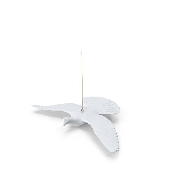 Thumbnail for Turtle Dove Ornament