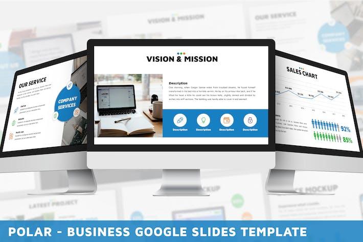 Thumbnail for Polar - Business Google Slides Template
