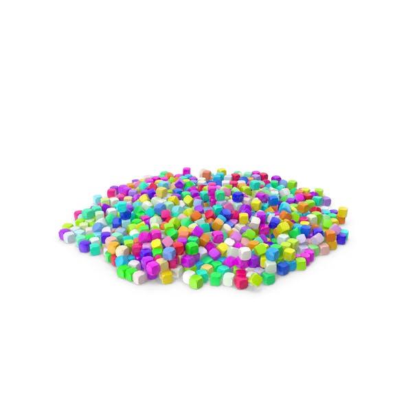 Thumbnail for Random Fallen Colorful Boxes