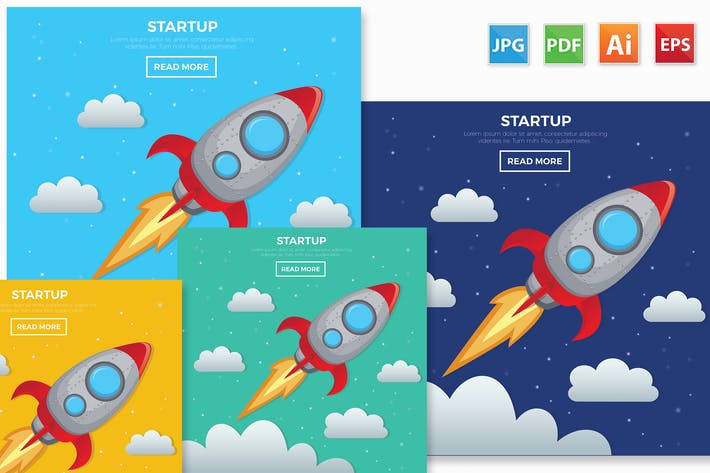 Cover Image For Startup design