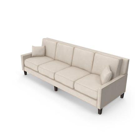 Classical 4 Seater Sofa