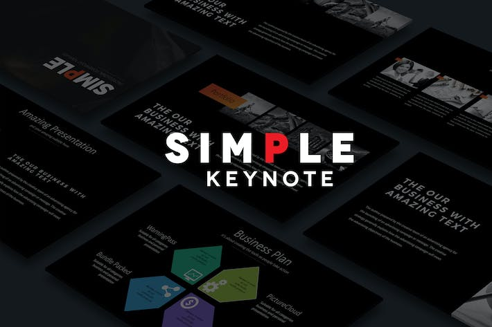 Thumbnail for Simple Keynote