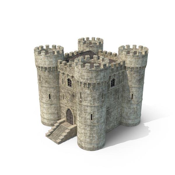 Замок Хранить