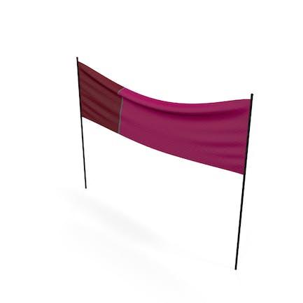 Textil-Banner