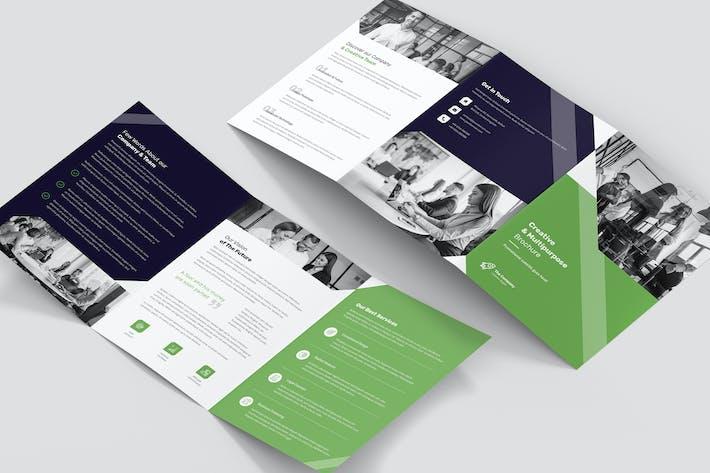 Thumbnail for Brochure – Creative Multipurpose Tri-Fold A5