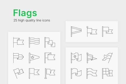 Icons kennzeichnen