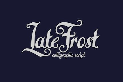 Late Frost