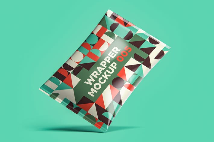 Thumbnail for Wrapper Mockup 005