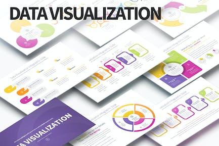 Data Visualization - PowerPoint Infographics Slide