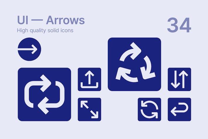 UI — Arrows