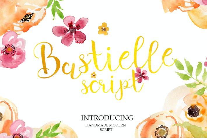 Thumbnail for Bastielle Script