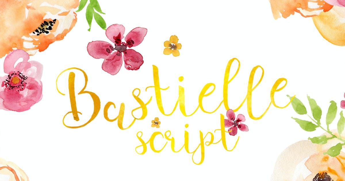 Download Bastielle Script by LeoSupply