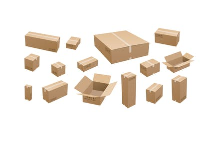 Boxed Package Collection