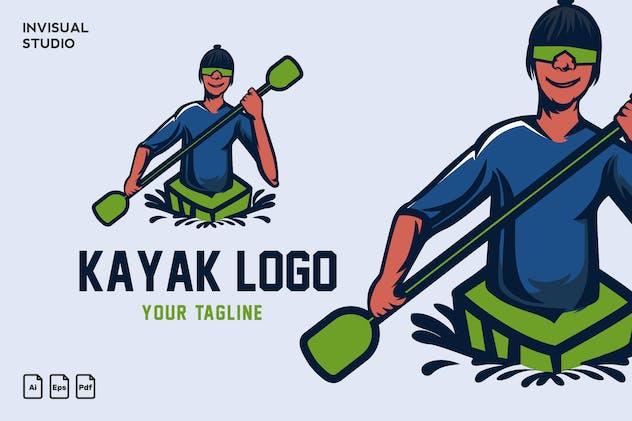 Kayak - Logo