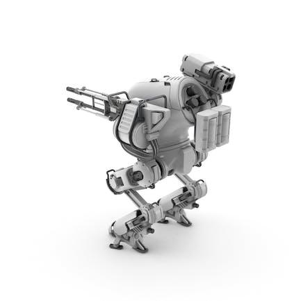 Robot Rocket Launcher