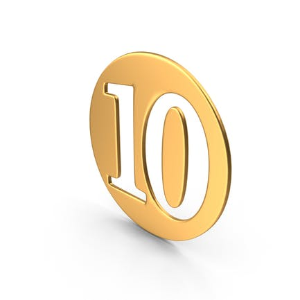 Numeral 10