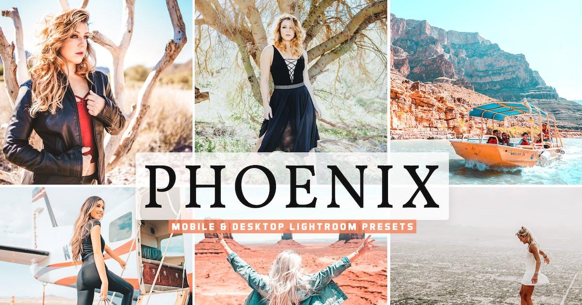 Download Phoenix Mobile & Desktop Lightroom Presets by creativetacos