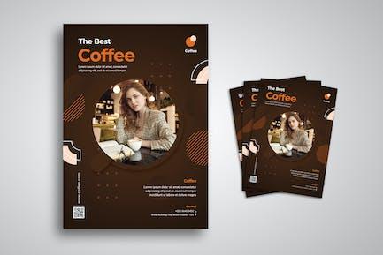 Kaffee Flyer