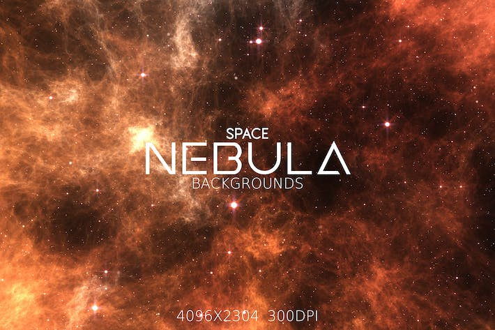 Thumbnail for Space Nebula Backgrounds