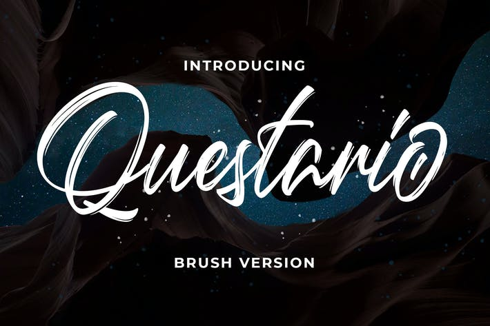 Thumbnail for Questario Brush Style
