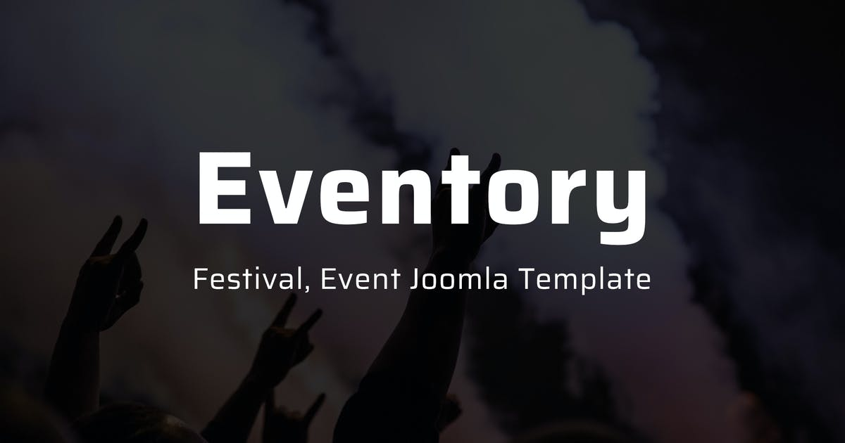 Download Eventory - Festival & Event Joomla Template by templaza