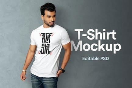 T-Shirt Mockup 06
