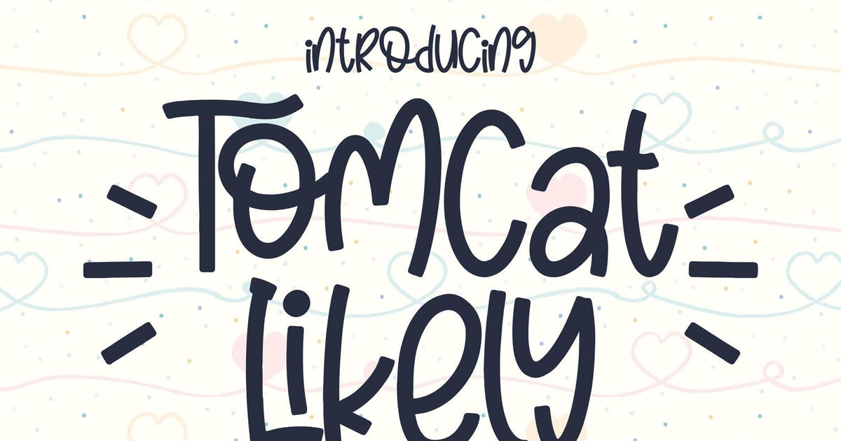 Download Tomcat Likely Quirky LS by GranzCreative