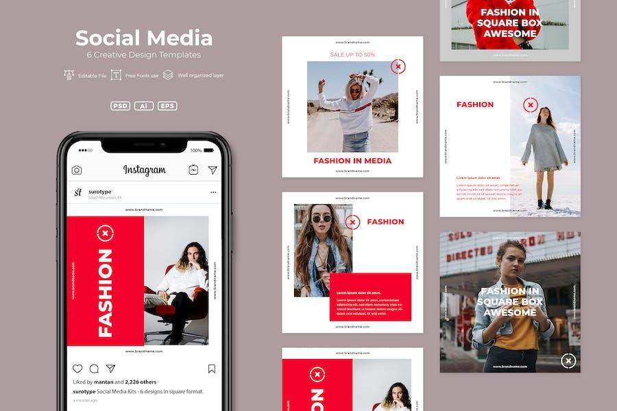 SRTP- Social Media Pack. v02