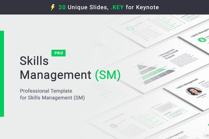 Cover Image For Skills Management for Keynote