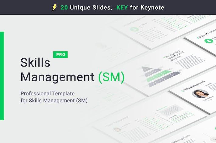 Skills Management for Keynote