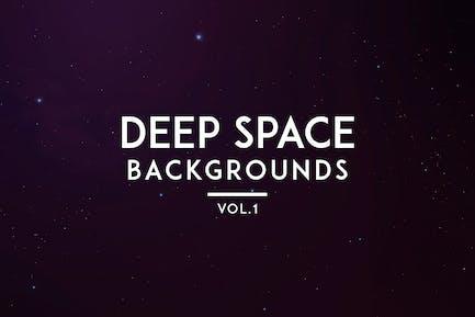 Deep Space Hintergründe Vol. 1