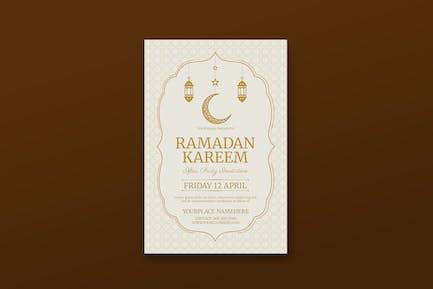 Ramadan Party