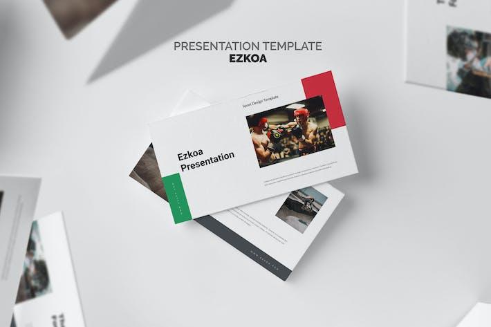 Ezkoa: Спортивная Keynote