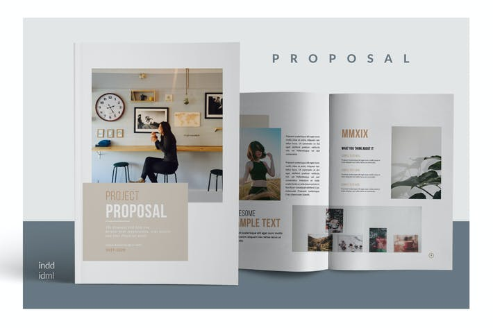Thumbnail for PROPOSAL - Business Corporate