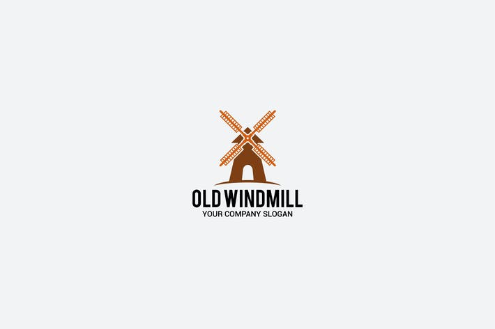 Cover Image For old windmill